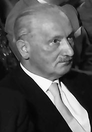 Martin Heidegger © wikipedia