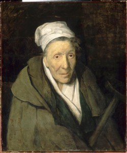 La folle monomane du jeu, Théodore Géricault (19e s.) © RMN-GP/H. Lewandowski